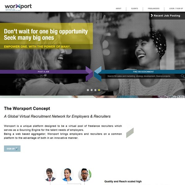 Our Work – Worxport